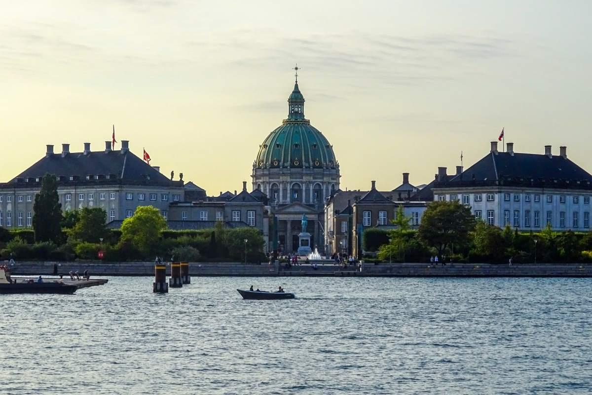 29 Seværdigheder og Oplevelser i København - Marmorkirken - Rejs Dig Lykkelig