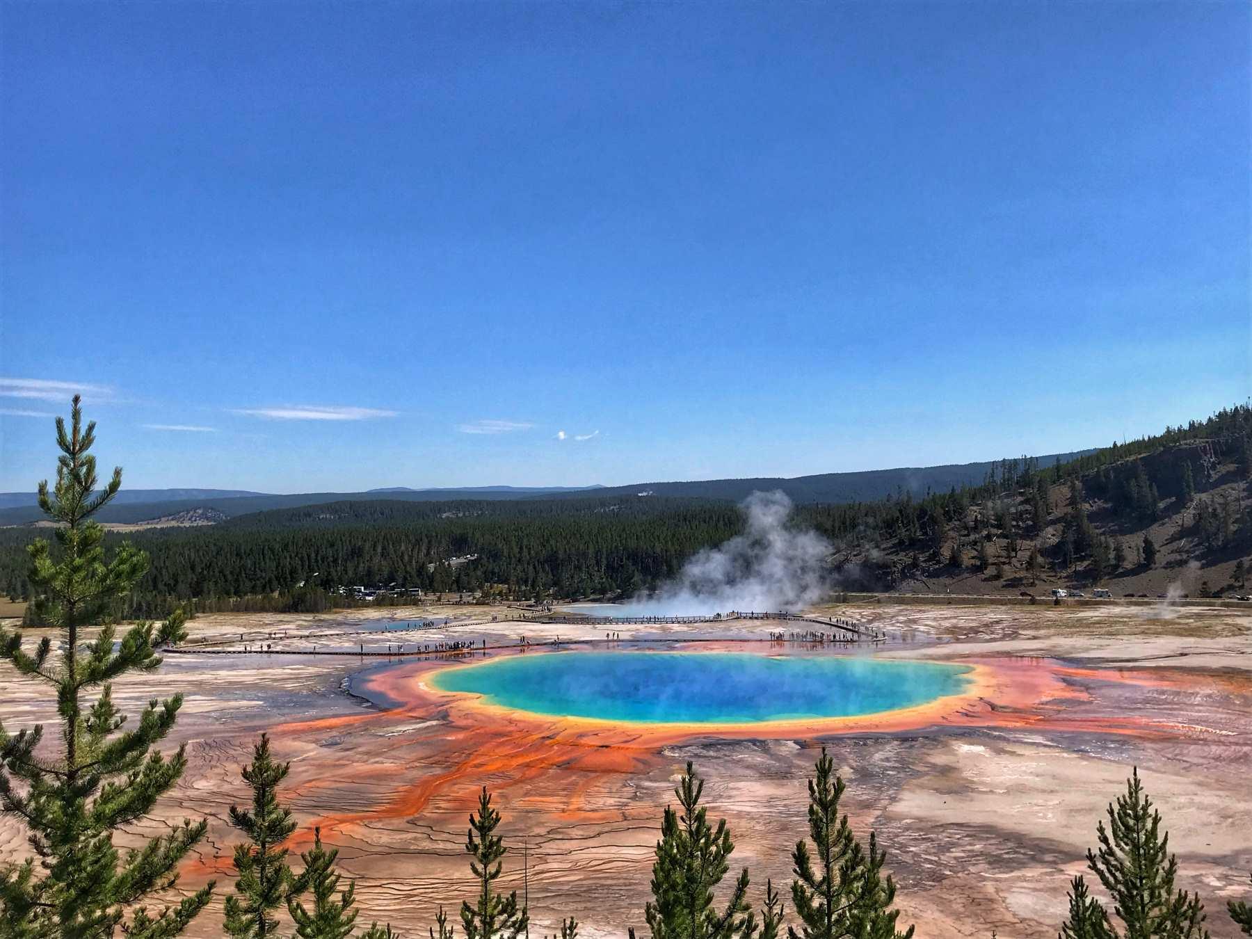 Guide til Yellowstone National Park - Rejs Dig Lykkelig