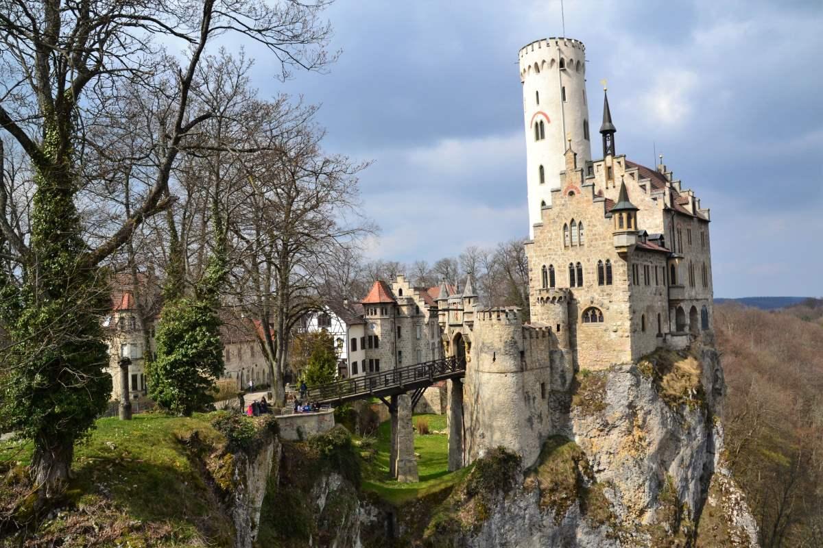 Schloss Lichtenstein - Rejs Dig Lykkelig