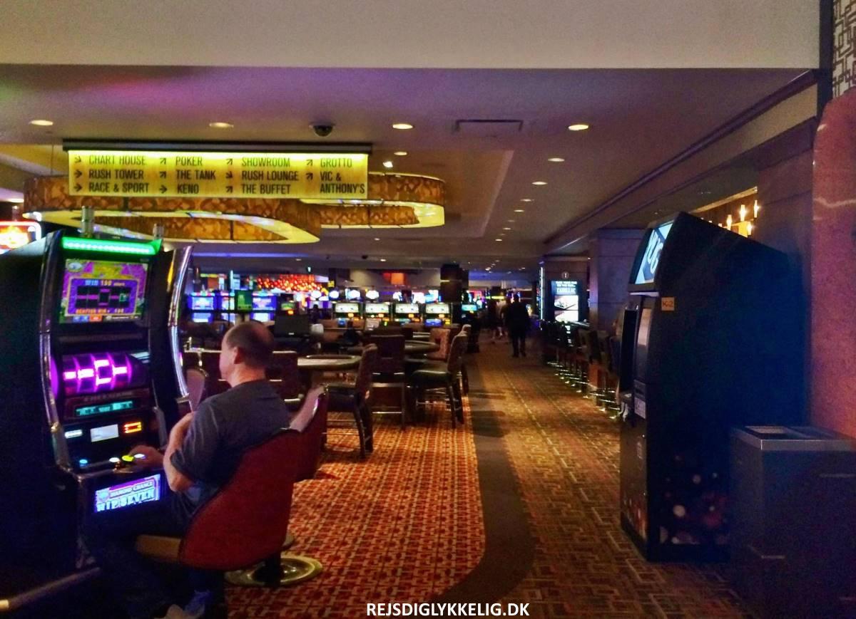 30 Oplevelser i Las Vegas - Kasino - Rejs Dig Lykkelig
