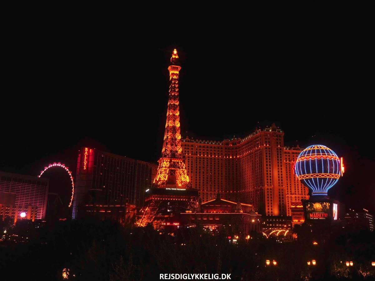 Paris Las Vegas Hotel - Rejs Dig Lykkelig