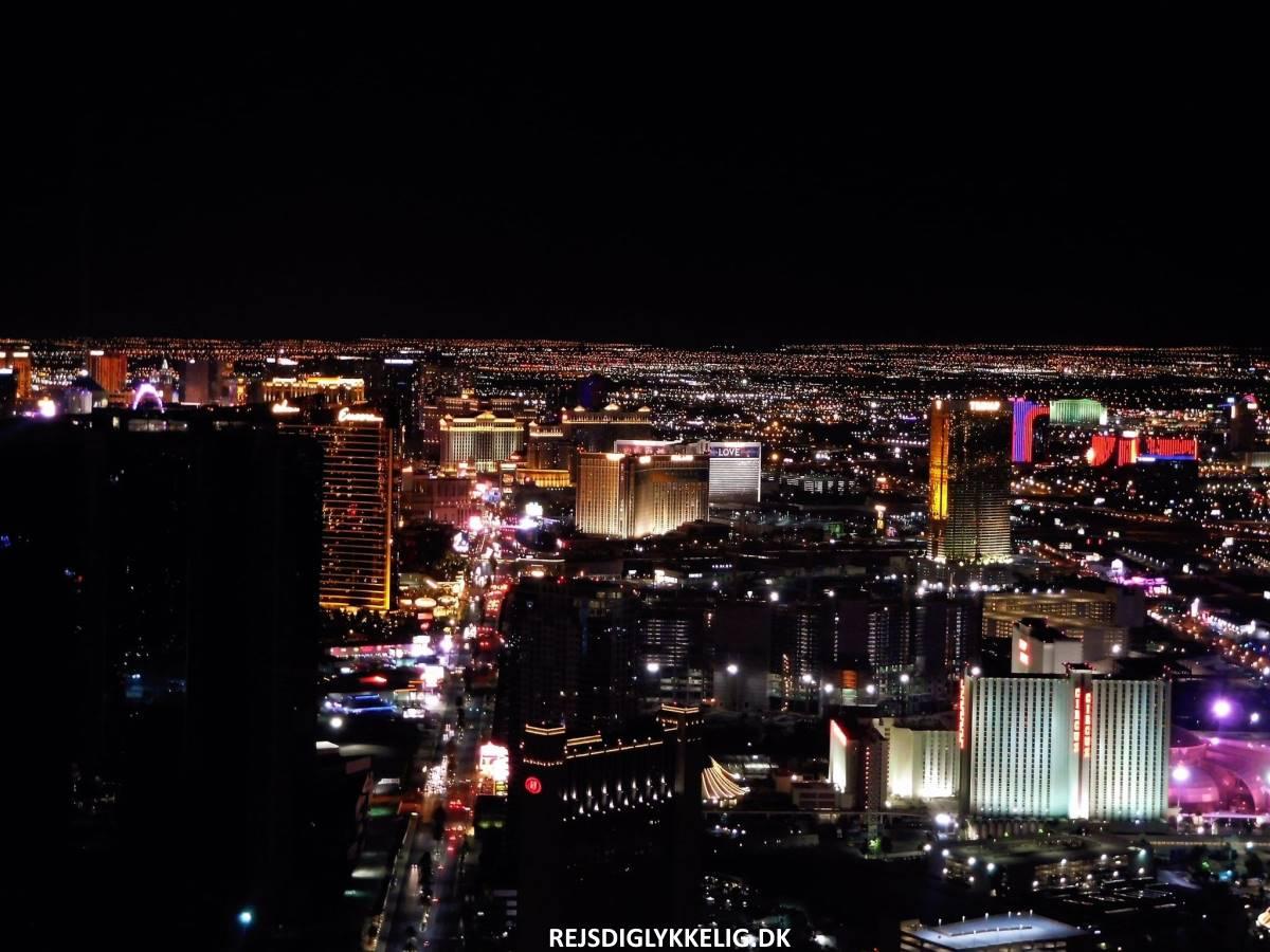 30 Oplevelser i Las Vegas - Stratosphere Tower - Rejs Dig Lykkelig