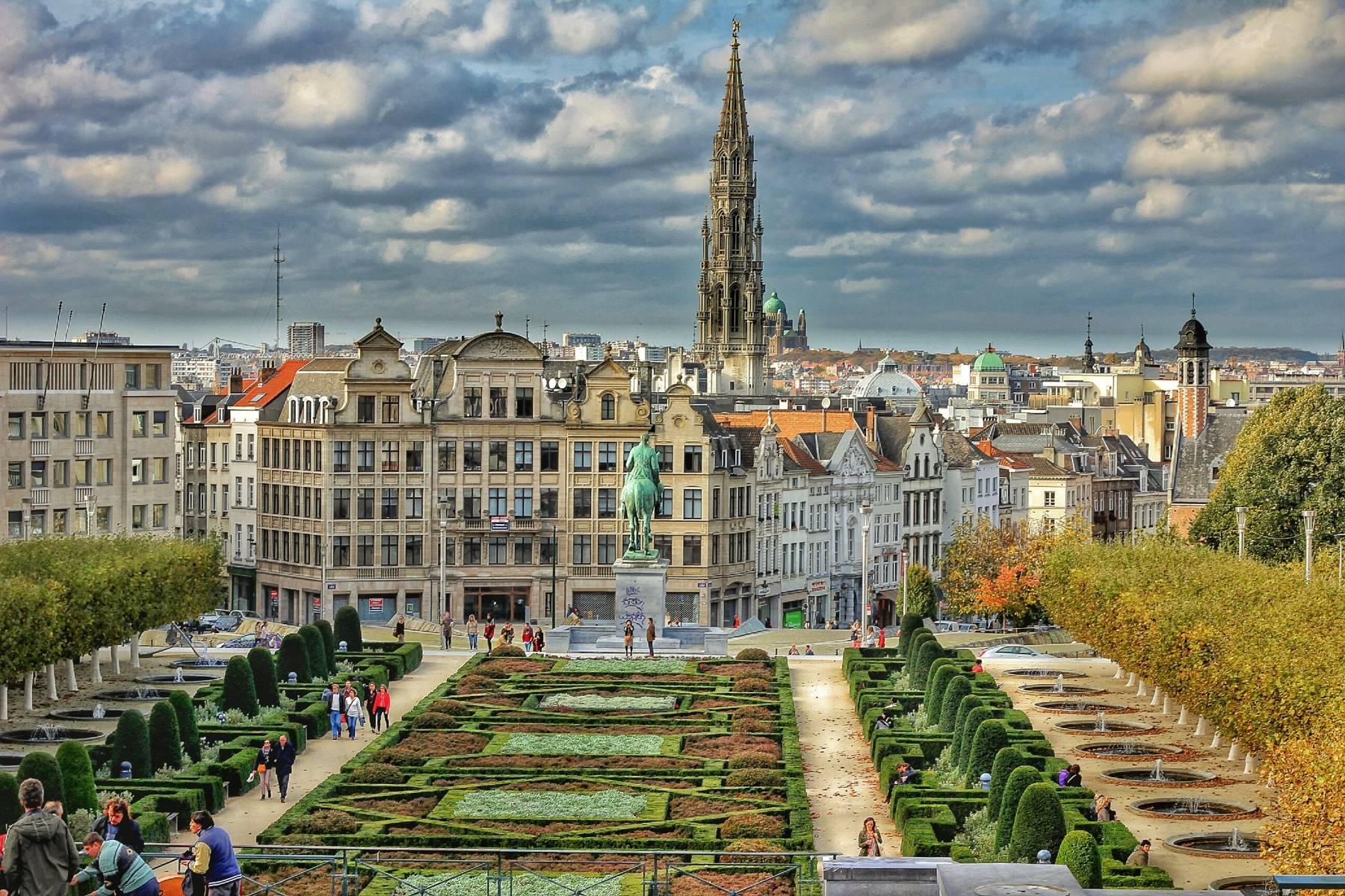 Bruxelles - Rejs Dig Lykkelig