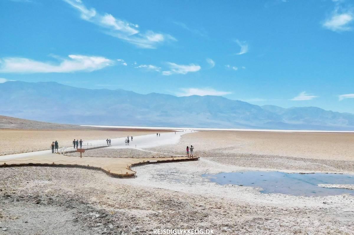 Badwater Basin - Rejs Dig Lykkelig