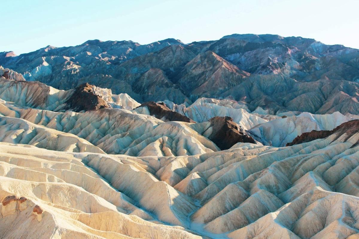 Guide til Death Valley - Bedste tidspunkt at besøge parken - Rejs Dig Lykkelig