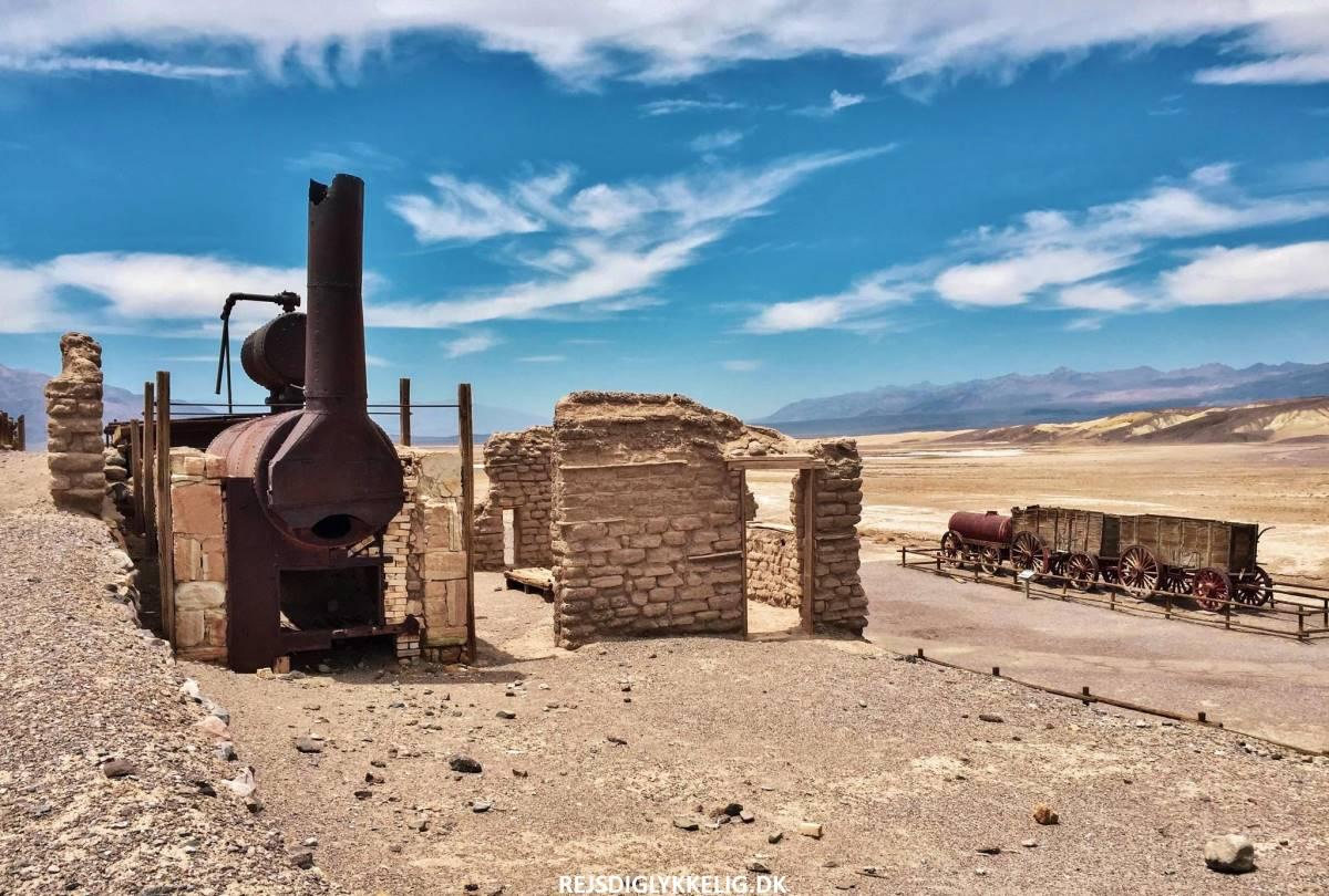 Guide til Death Valley - Find vej - Rejs Dig Lykkelig