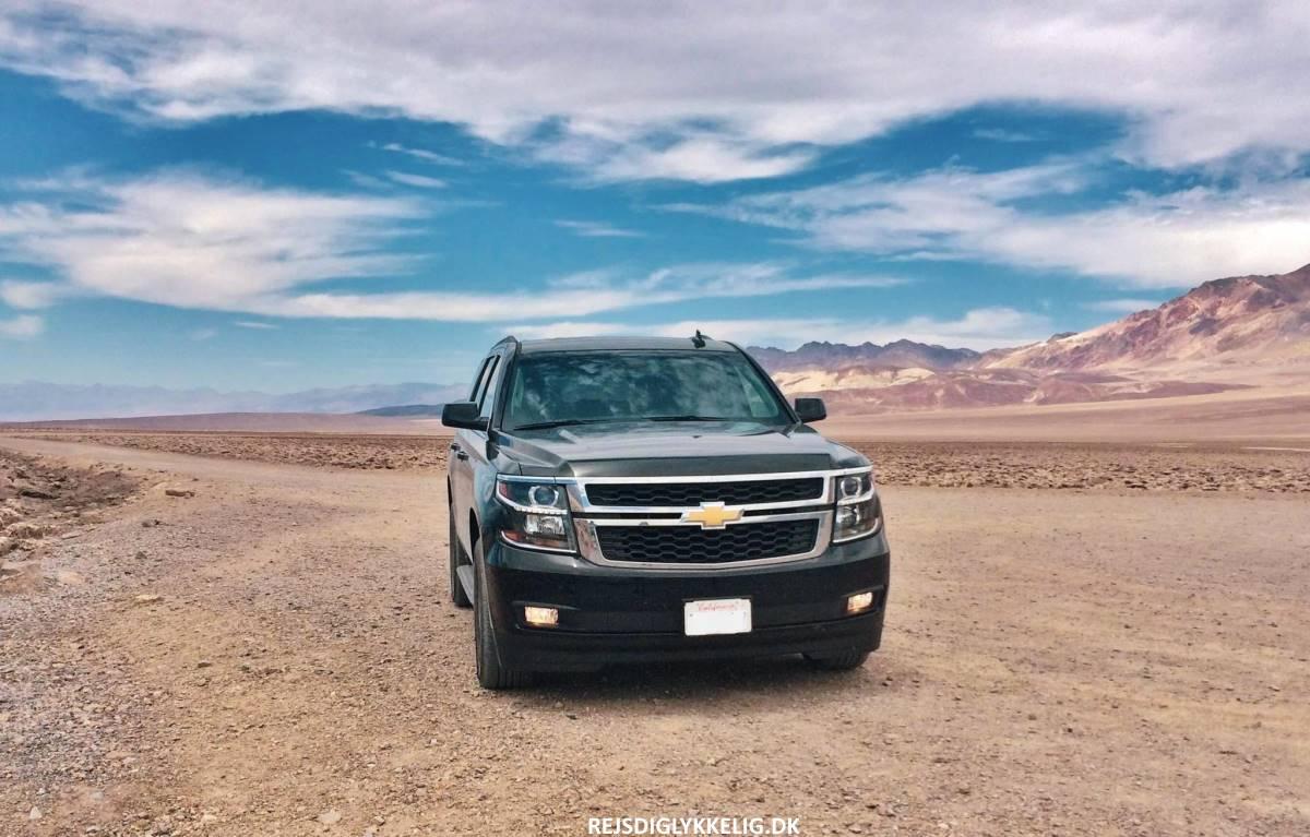 Kom rundt i Death Valley - Rejs Dig Lykkelig