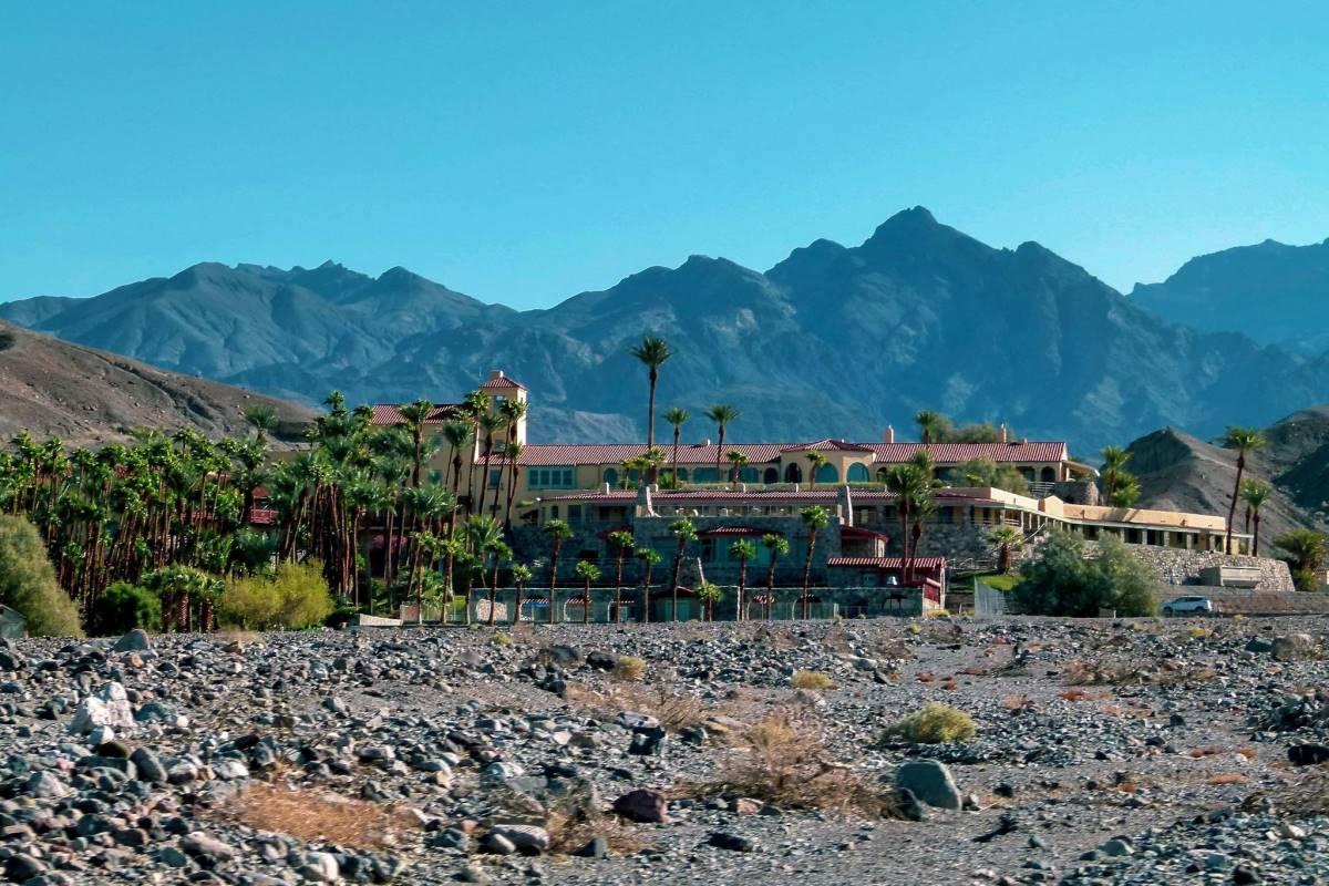 Guide til Death Valley - Overnatning - Rejs Dig Lykkelig