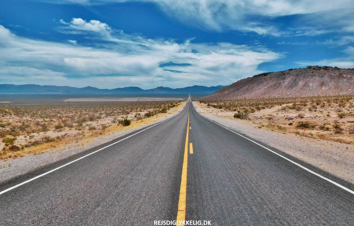 Guide til Death Valley - Steder i nærheden - Rejs Dig Lykkelig