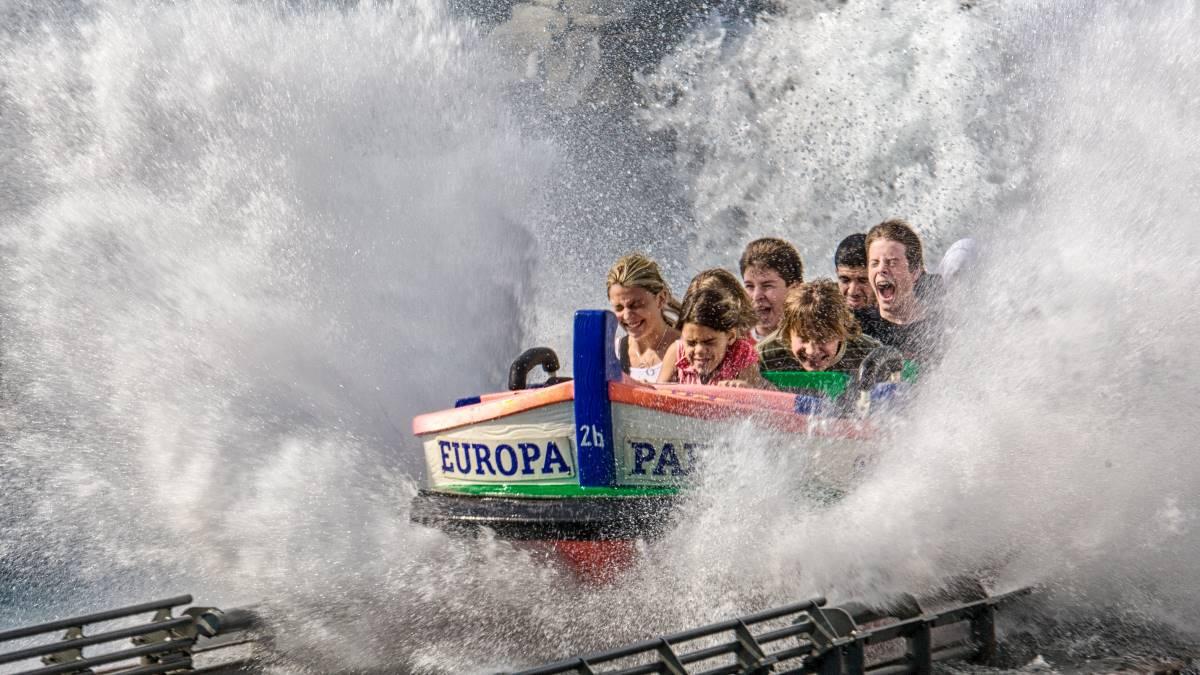 Europa-Park - Rejs Dig Lykkelig