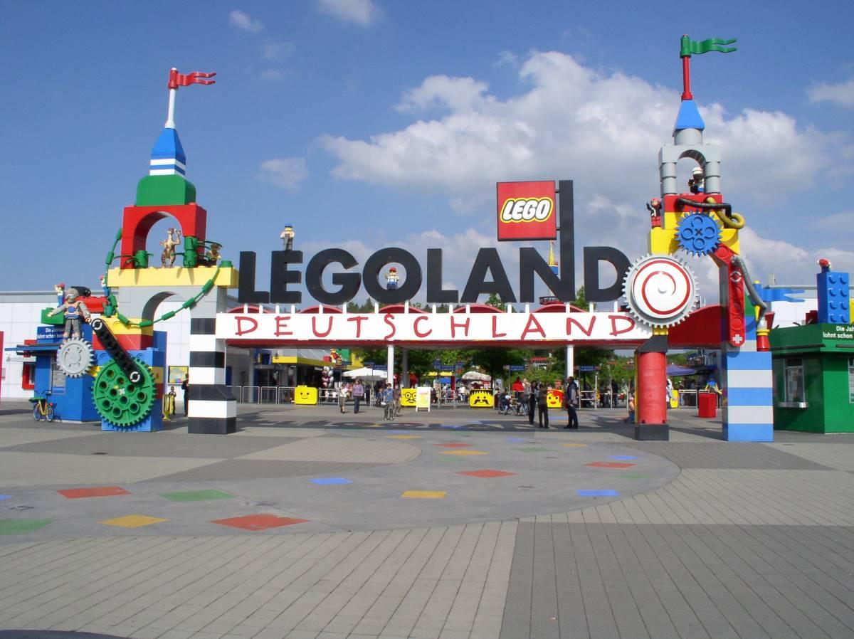 Legoland Deutschland - Rejs Dig Lykkelig
