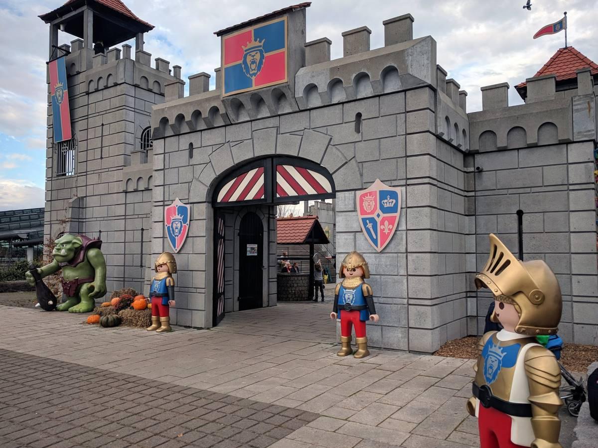 Top 10 Forlystelsesparker i Tyskland - Playmobil FunPark - Rejs Dig Lykkelig