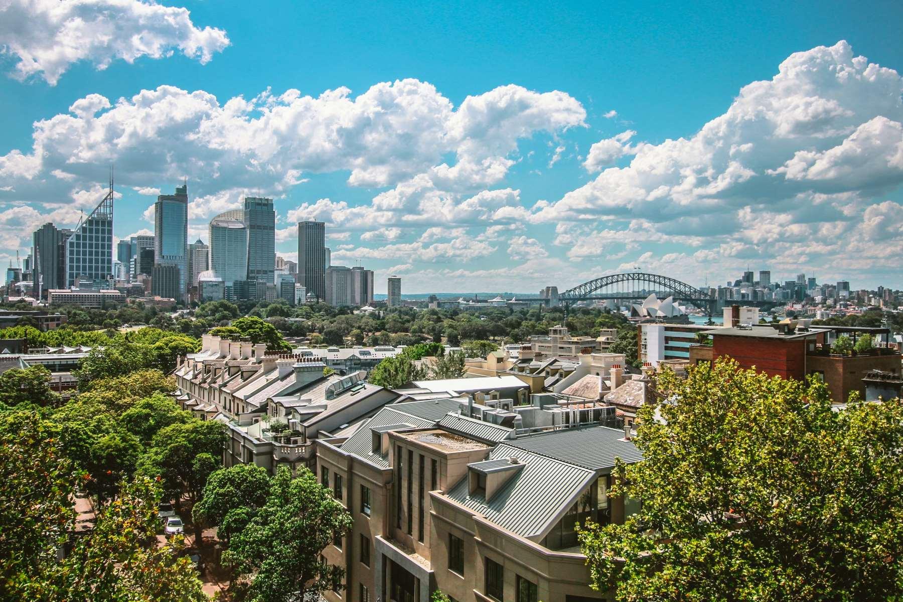Sydney cover - Rejs Dig Lykkelig