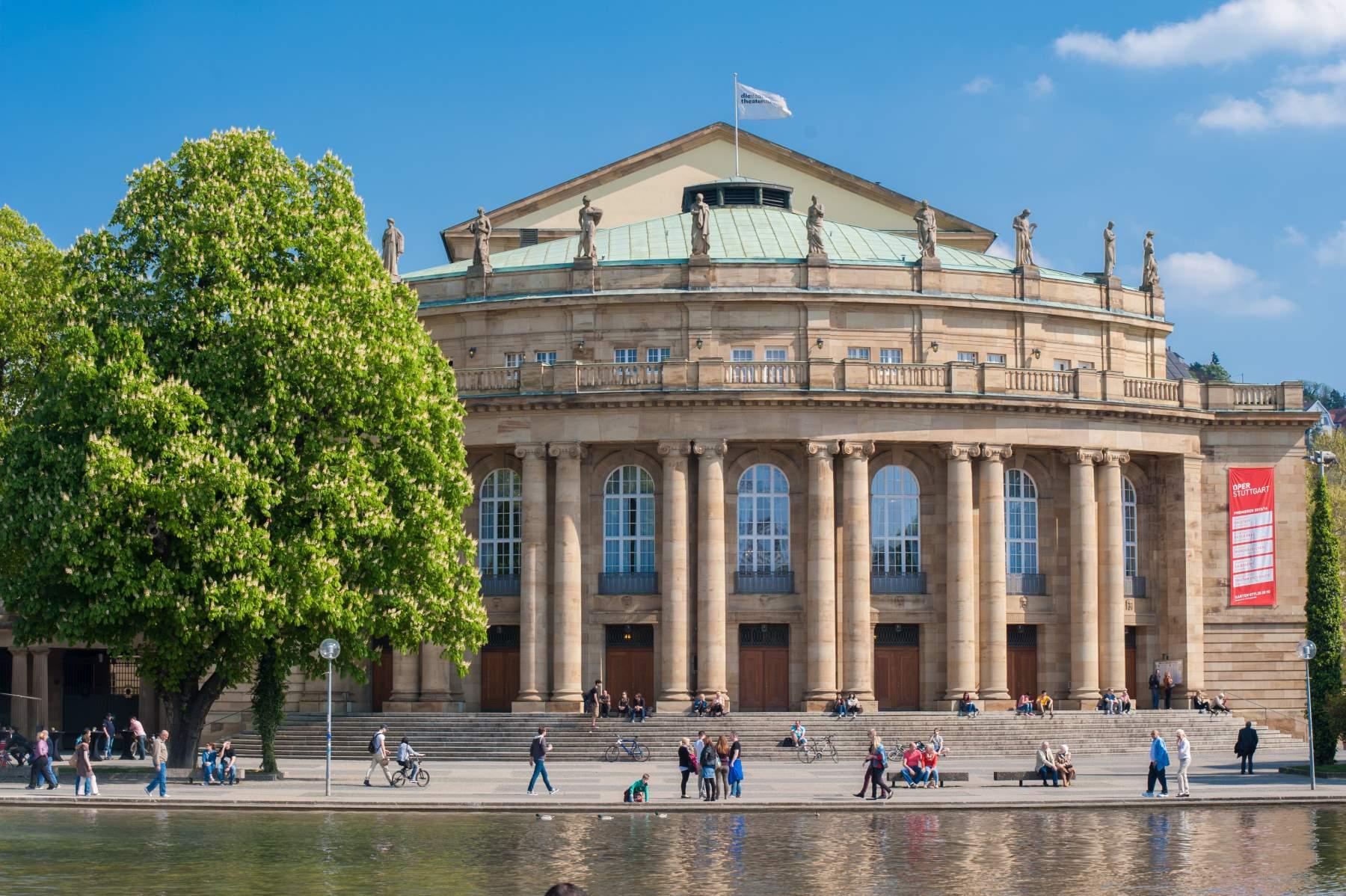 Top 10 Oplevelser i Stuttgart - Rejs Dig Lykkelig