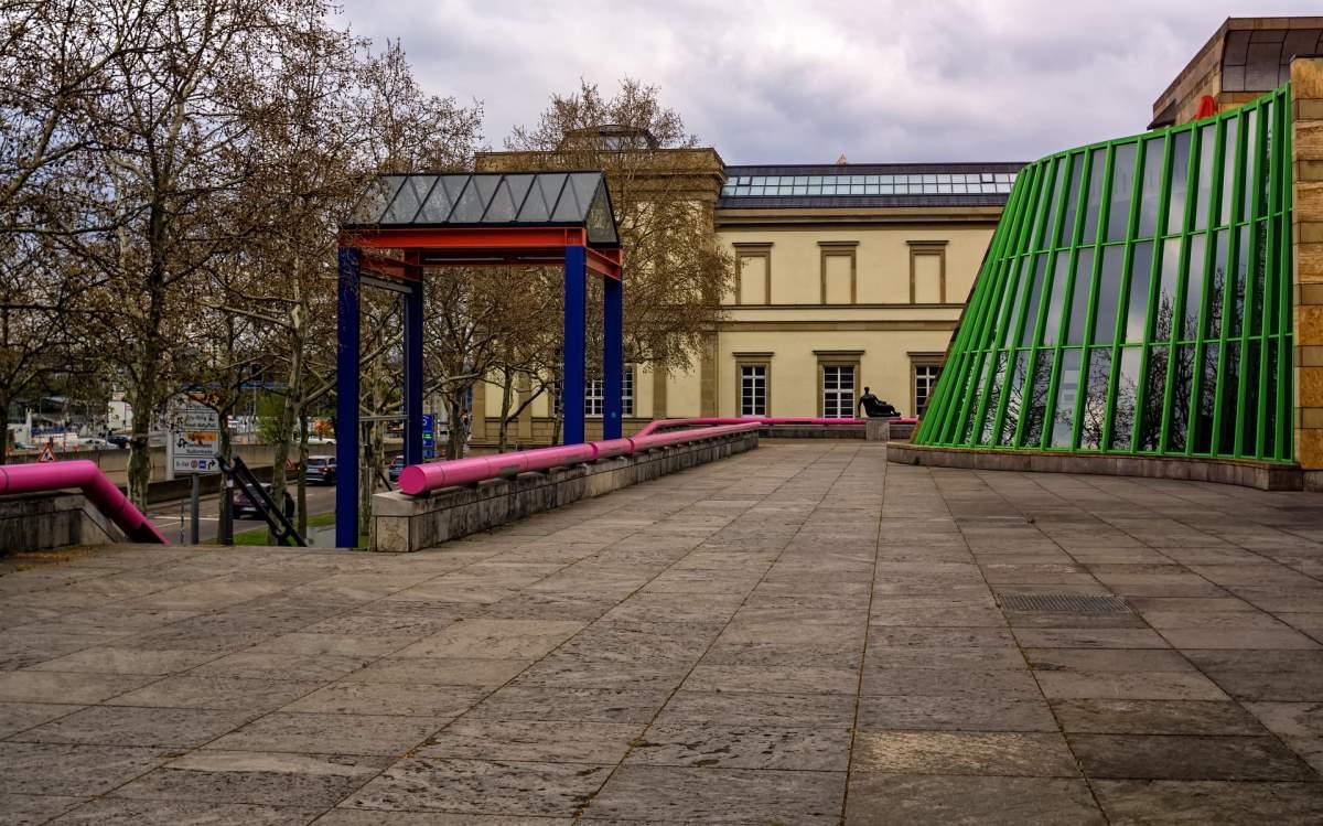 Top 10 Oplevelser i Stuttgart - Staatsgalerie Stuttgart - Rejs Dig Lykkelig