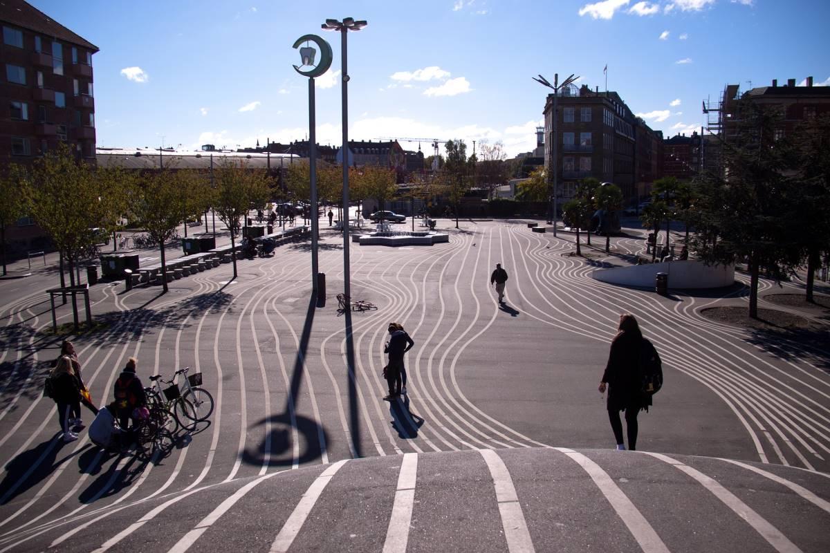 Top 20 Gratis Oplevelser i København - Superkilen - Rejs Dig Lykkelig