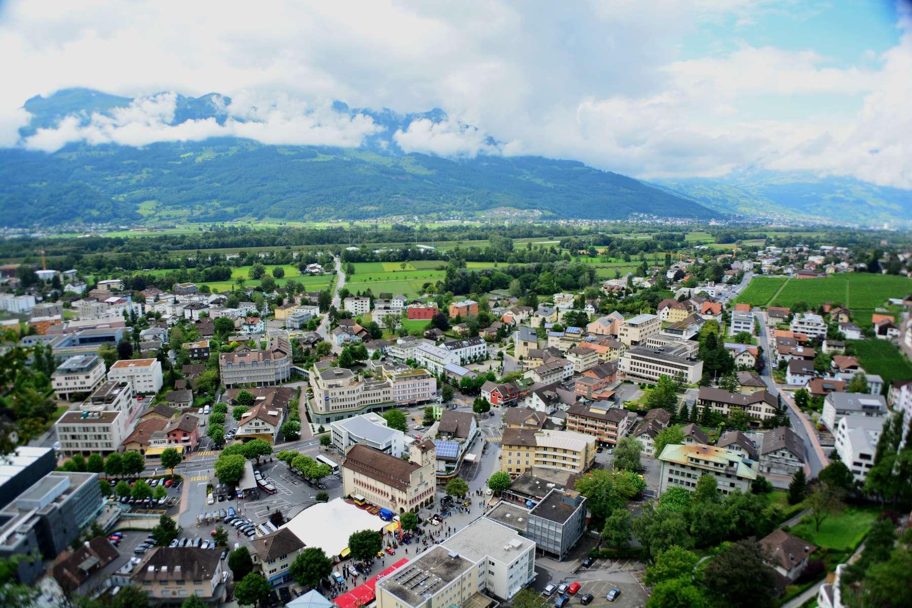 Destinationer Cover - Liechtenstein - Rejs Dig Lykkelig
