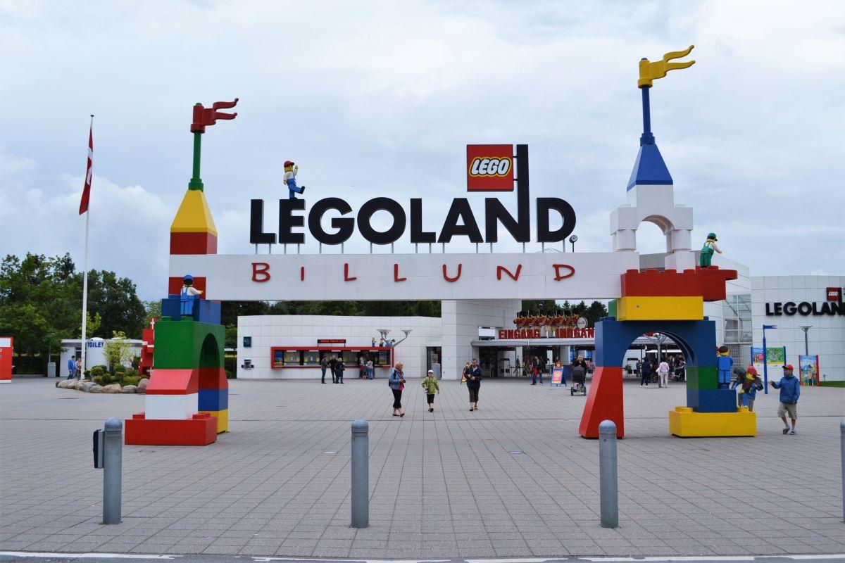 Legoland - Rejs Dig Lykkelig