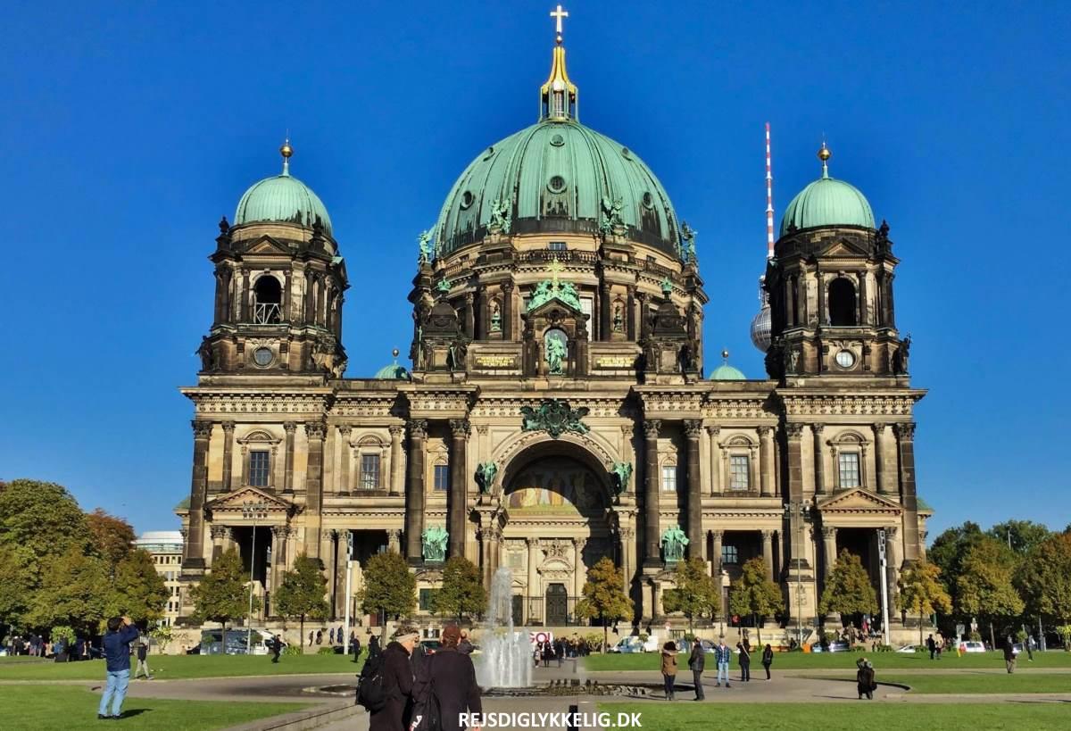Berliner Dom - Rejs Dig Lykkelig