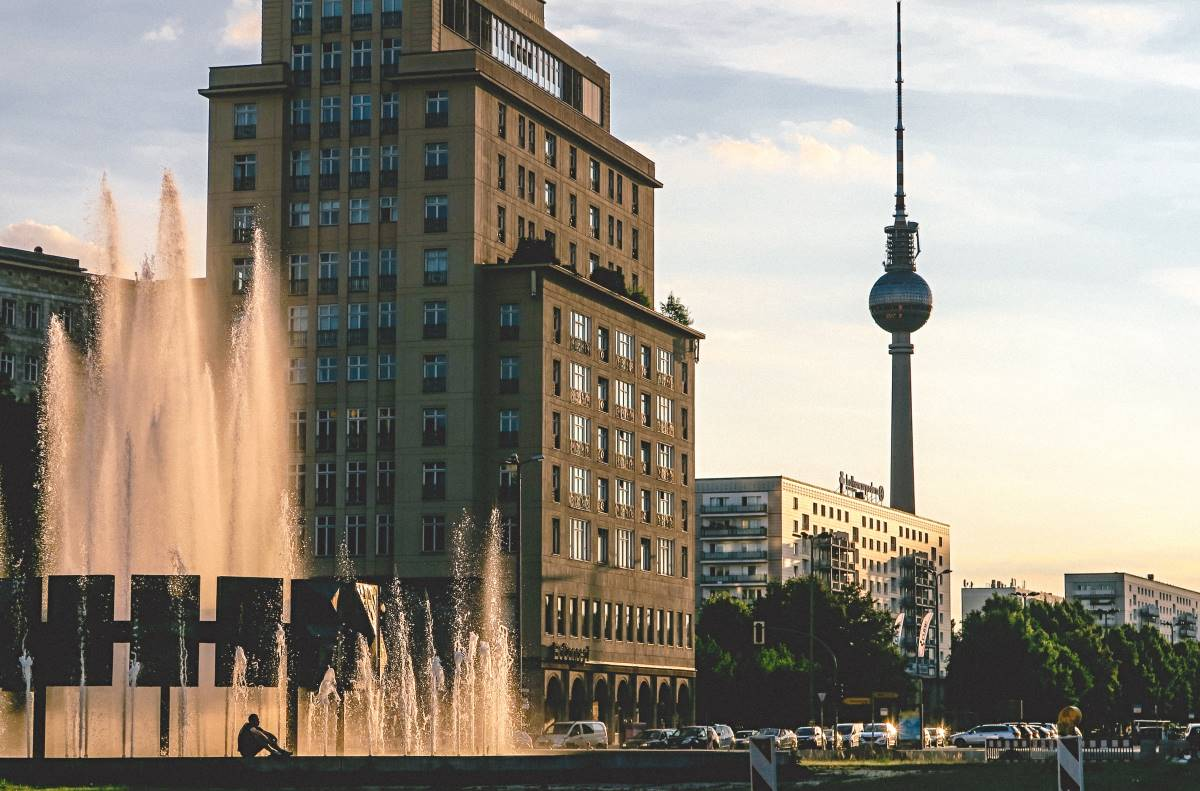 31 Must-See Seværdigheder i Berlin - Byvandring - Rejs Dig Lykkelig