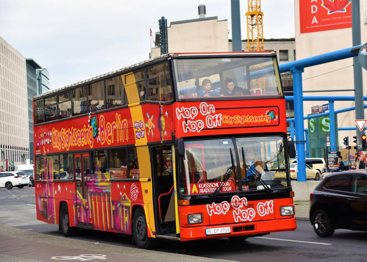 Hop-on Hop-off Bus - Rejs Dig Lykkelig