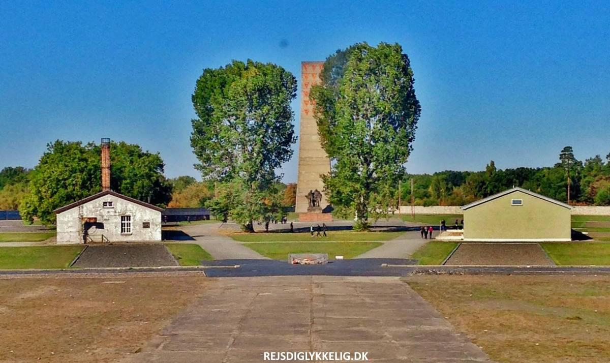 Sachsenhausen koncentrationslejr - Rejs Dig Lykkelig