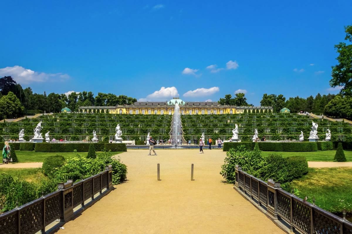 31 Must-See Seværdigheder i Berlin - Sanssouci - Rejs Dig Lykkelig