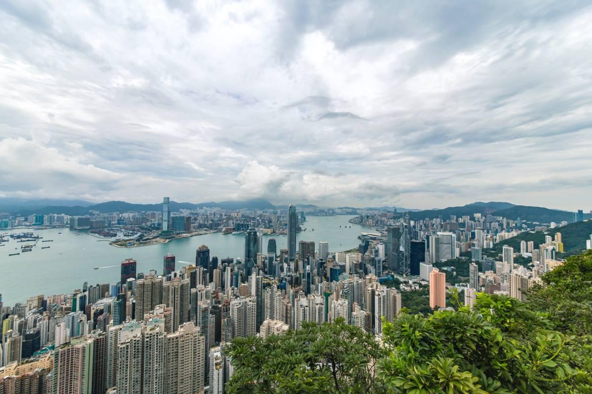Hong Kong - Rejs Dig Lykkelig