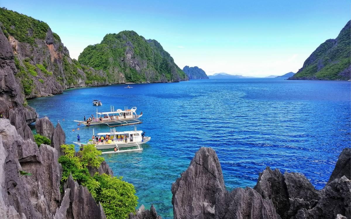 De 21 Absolut Bedste Rejsemål i Asien - Palawan - Rejs Dig Lykkelig