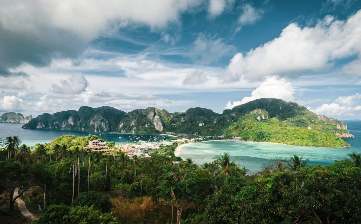 Phi Phi-øerne i Thailand - Rejs Dig Lykkelig