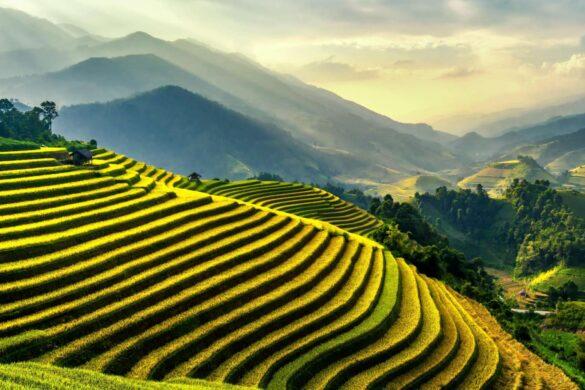 De 21 Absolut Bedste Rejsemål i Asien - Rejs Dig Lykkelig