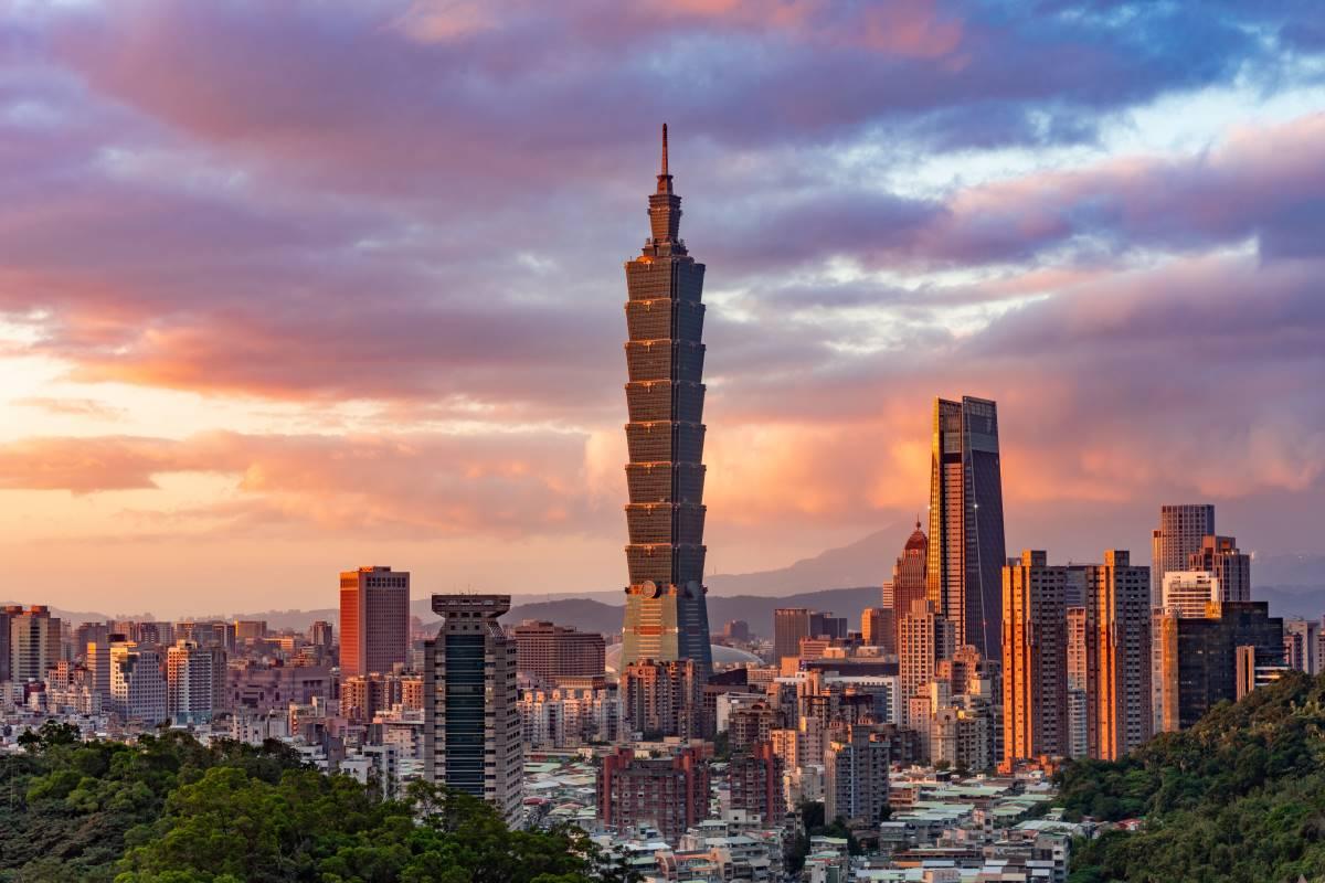 De 21 Absolut Bedste Rejsemål i Asien - Taipei - Rejs Dig Lykkelig