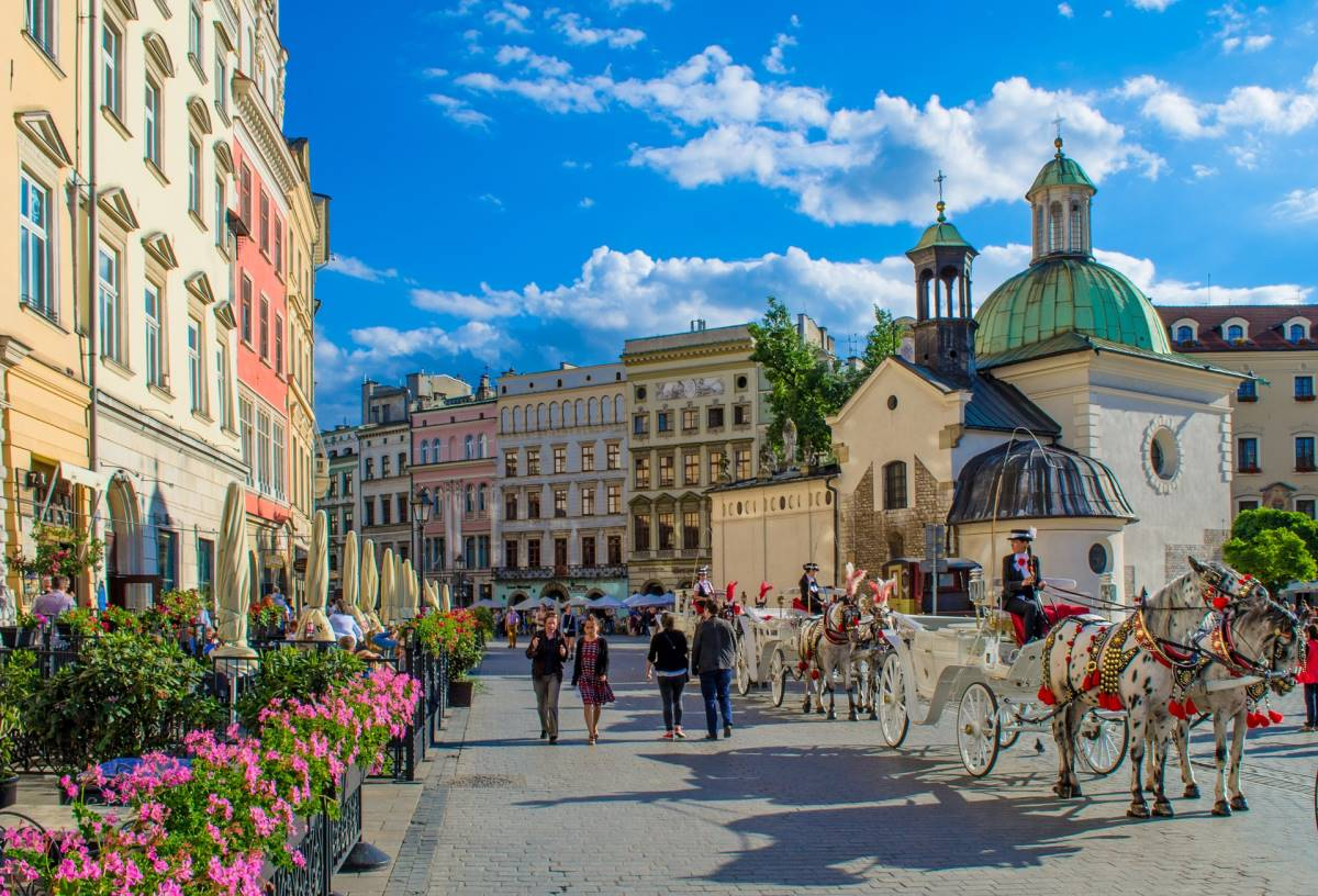 De Bedste Rejsemål i Polen - Krakow - Rejs Dig Lykkelig