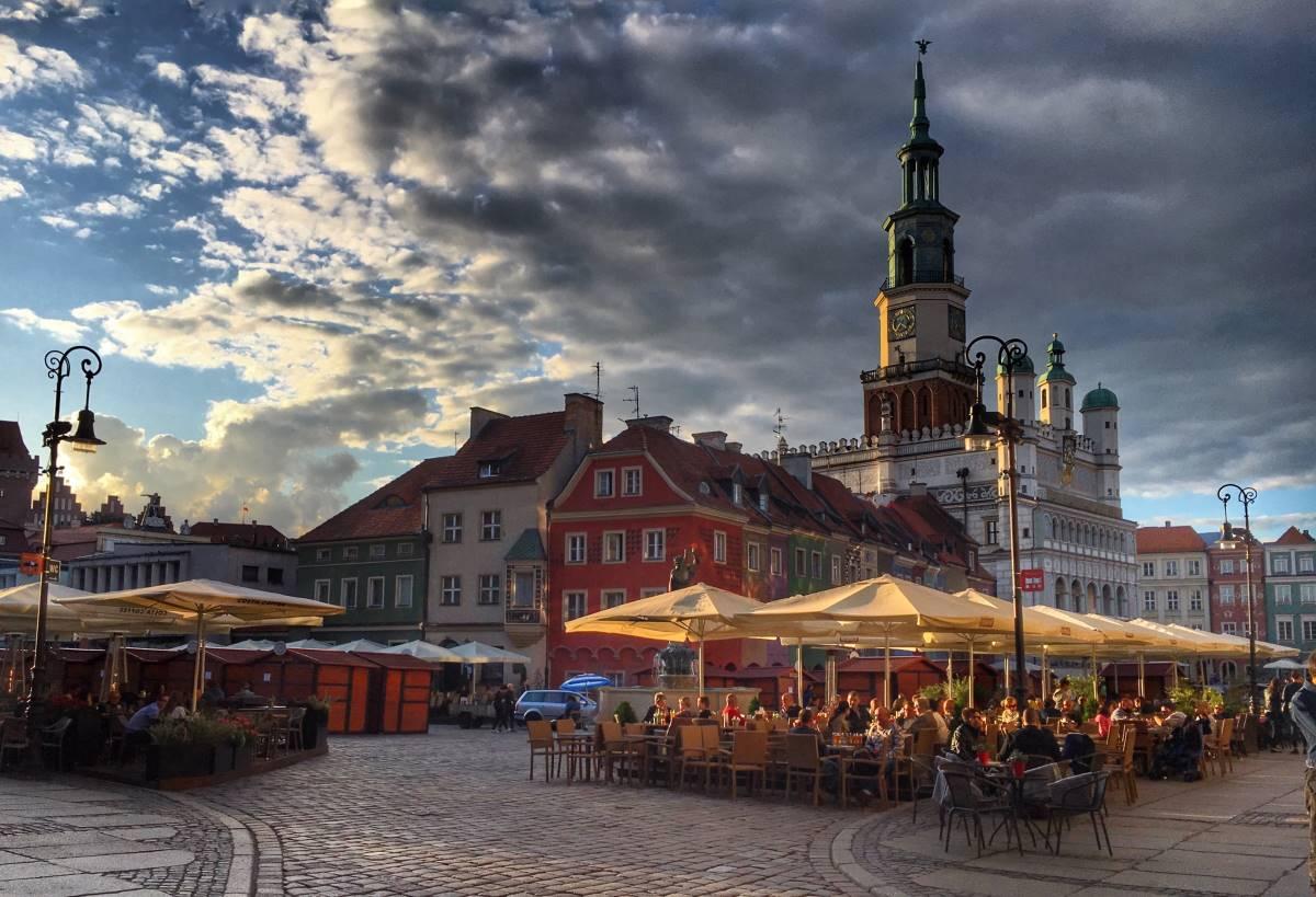 Poznan - Rejs Dig Lykkelig
