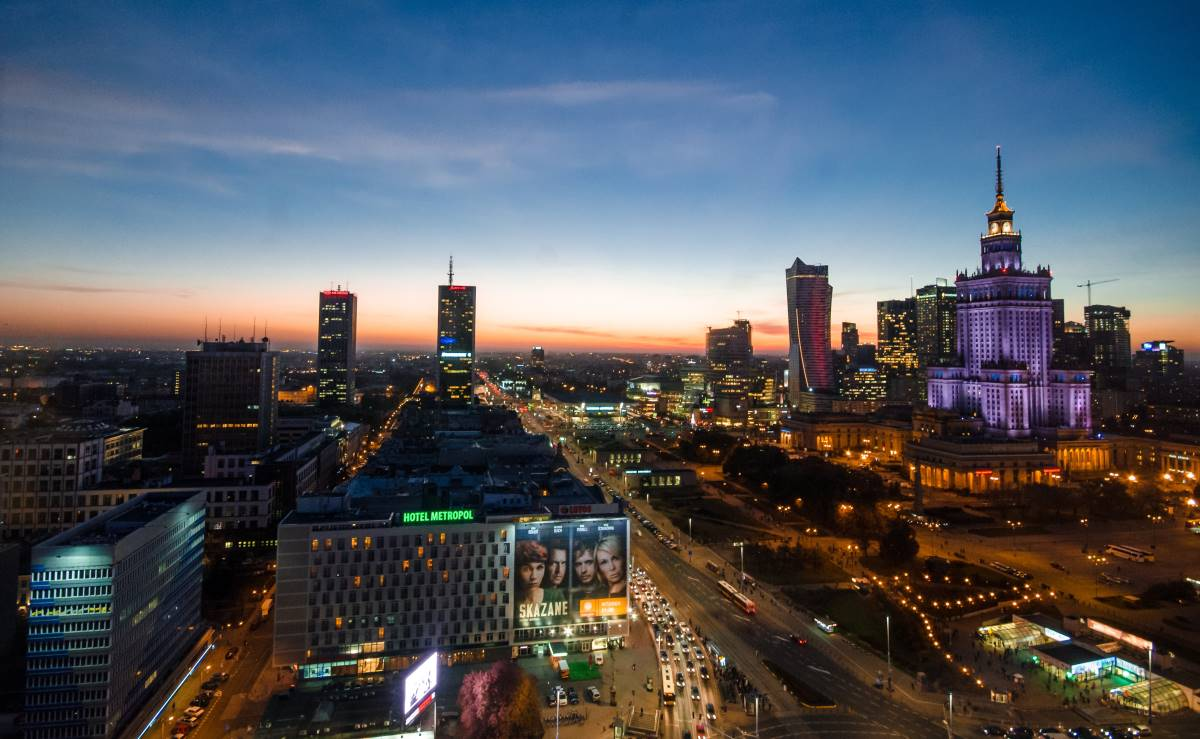 De Bedste Rejsemål i Polen - Warszawa - Rejs Dig Lykkelig