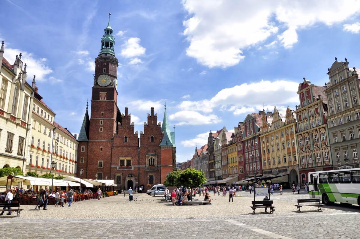 De Bedste Rejsemål i Polen - Wroclaw - Rejs Dig Lykkelig