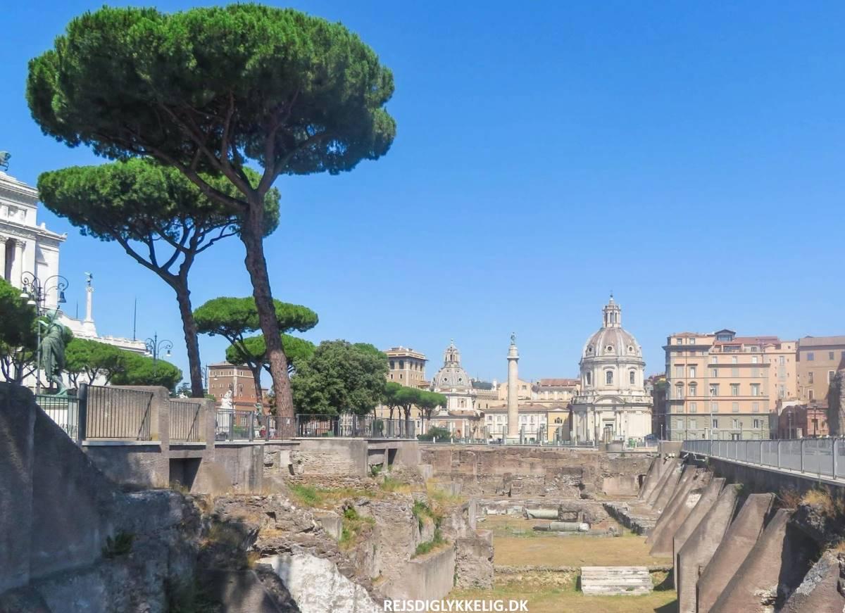 14 Must-See Seværdigheder og Oplevelser i Rom - Forum Romanum - Rejs Dig Lykkelig
