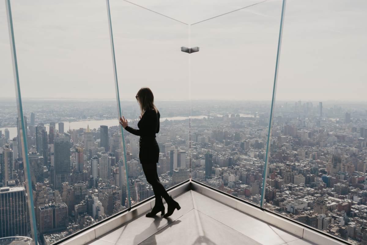 Edge Observation Deck - Rejs Dig Lykkelig