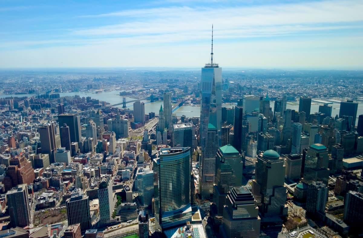 One World Trade Center - Rejs Dig Lykkelig