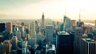 15 Utrolige Udsigtspunkter i New York City - Top of the Rock - Rejs Dig Lykkelig
