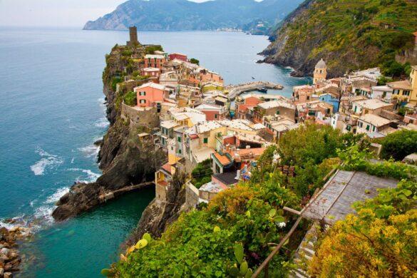 20 Vigtige ting du skal vide inden rejsen til Italien - Cinque Terre - Rejs Dig Lykkelig