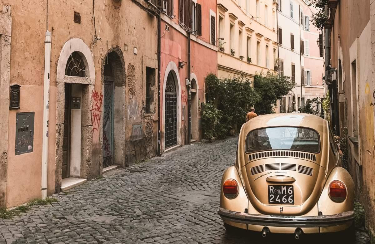 20 Vigtige ting du skal vide inden rejsen til Italien - Parkering - Rejs Dig Lykkelig