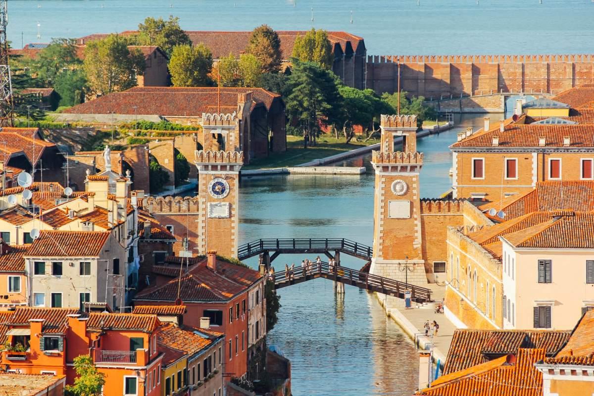 20 Vigtige ting du skal vide inden rejsen til Italien - Venedig - Rejs Dig Lykkelig