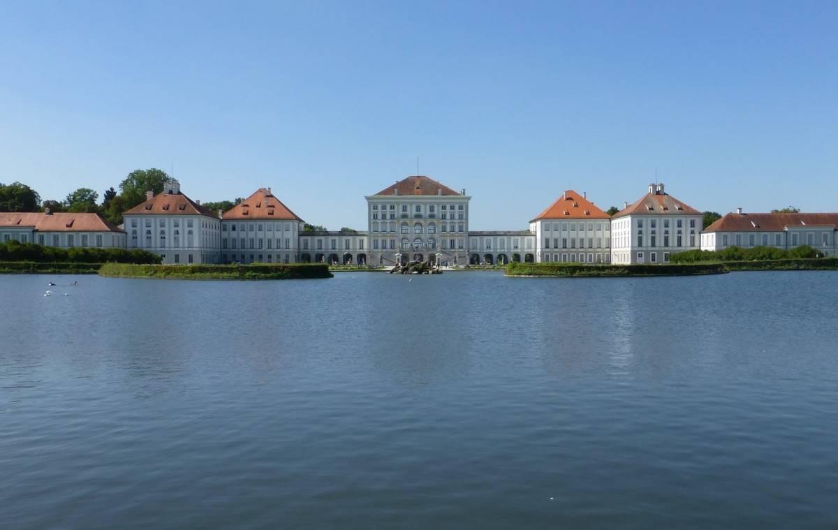 Schloss Nymphenburg - Rejs Dig Lykkelig