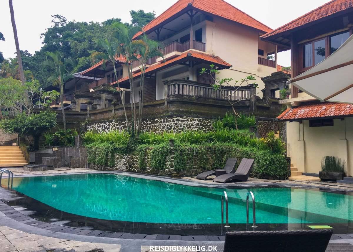 Hotel i Ubud på Bali -Rejs Dig Lykkelig