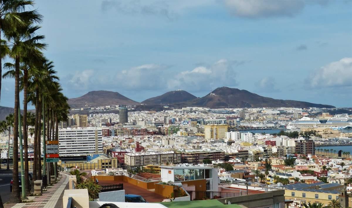 Las Palmas - Rejs Dig Lykkelig