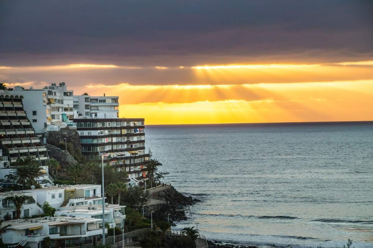 De Bedste Steder at Bo på Gran Canaria - San Agustin - Rejs Dig Lykkelig