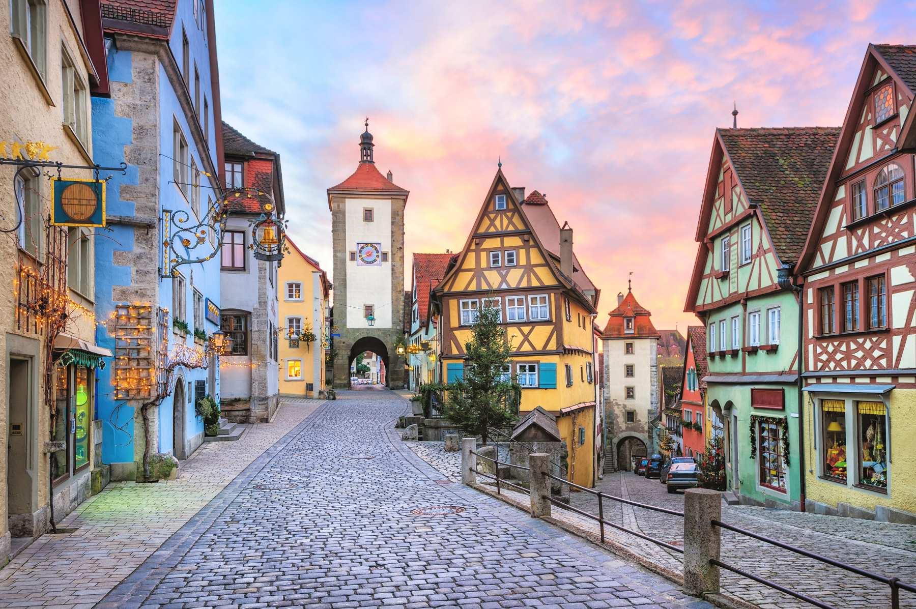Destinationer Kategori - Tyskland - Rejs Dig Lykkelig