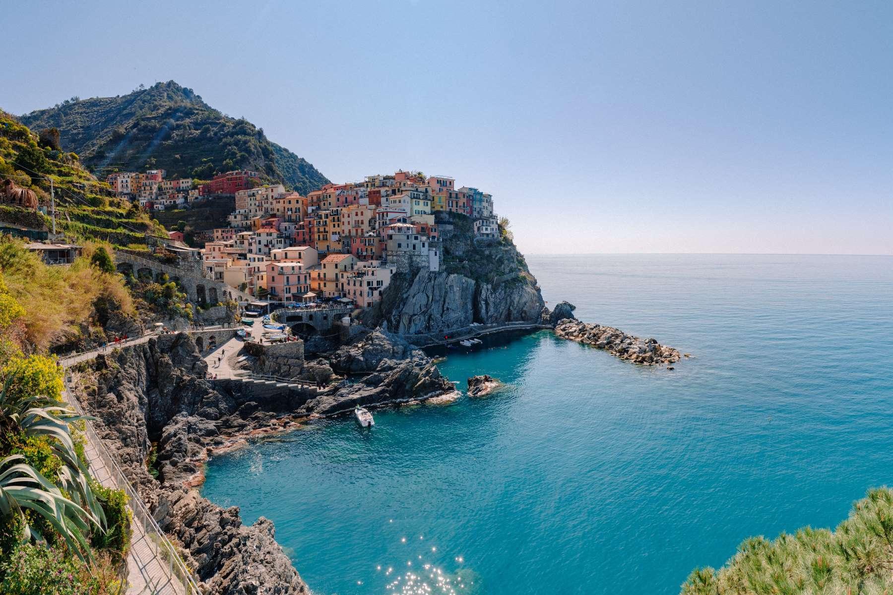 Destinationer cover - Italien - Rejs Dig Lykkelig
