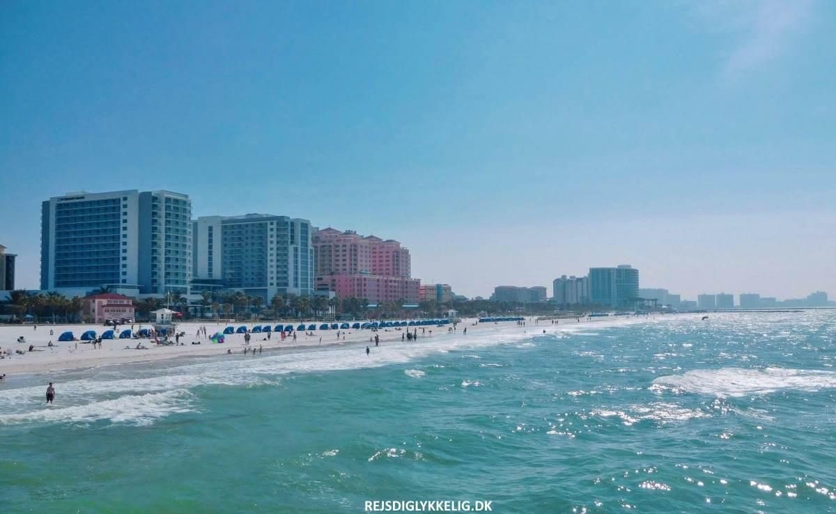 Clearwater Beach - Rejs Dig Lykkelig